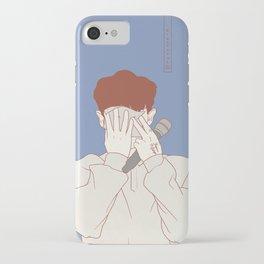 Chanyeol1 iPhone Case