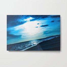 Blue Dream - ILL Design - Roth Gagliano Metal Print
