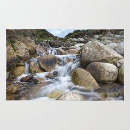 Stream Into Porth Nanven Rug
