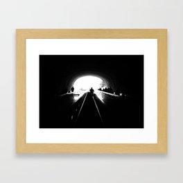 D.C. Purgatory Framed Art Print