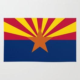 Arizona: Arizona State Flag Rug