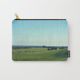 Rolling fields Carry-All Pouch