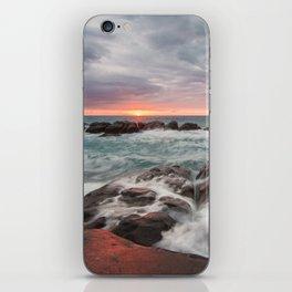 Scenery of Sicily iPhone Skin