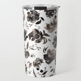 Winter blossom Travel Mug