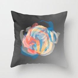 L'intero Mondo - Whole World Throw Pillow