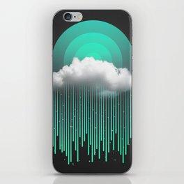 Rainy Daze iPhone Skin