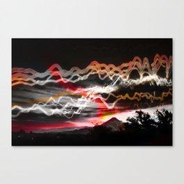 Paisajes de Luz 01 Canvas Print