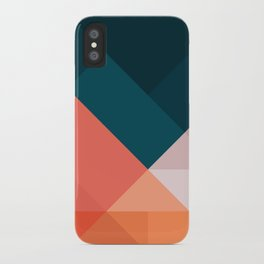 Geometric 1708 iPhone Case