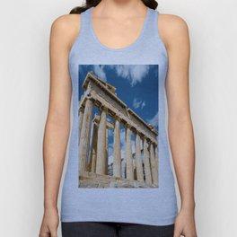 Parthenon Greece Unisex Tank Top