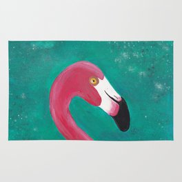 The Pink Flamingo Rug