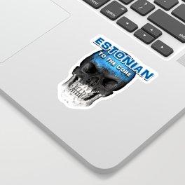 To The Core Collection: Estonia Sticker
