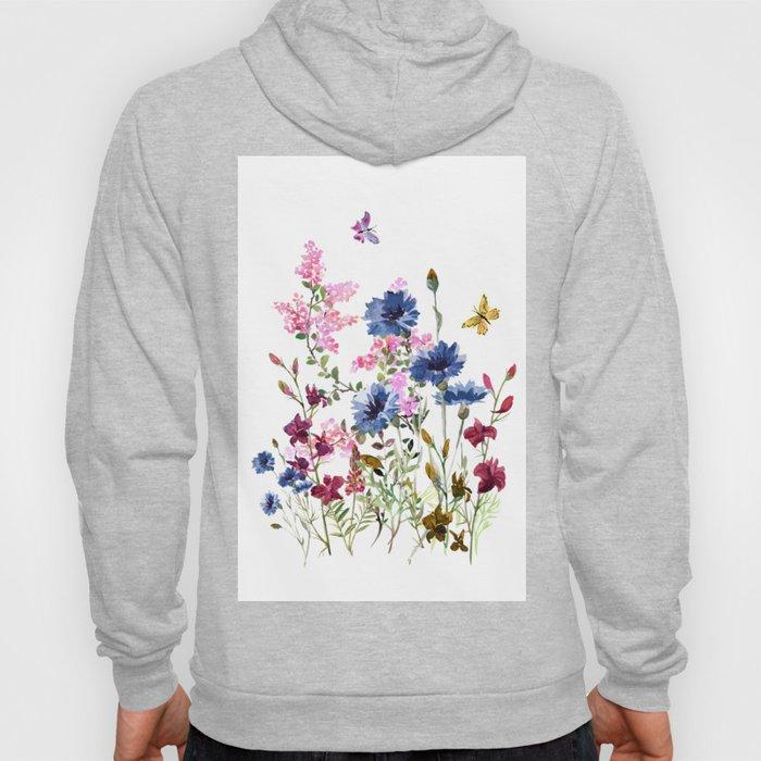Wildflowers IV Hoodie