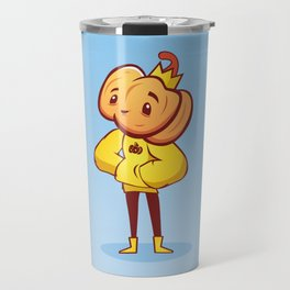 Pumpkin Guy Travel Mug