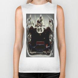 "1956 Lotus ""Eleven"" Sports Car Biker Tank"