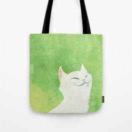 I'm a cat Tote Bag