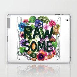 Rawsome - Plant Power Laptop & iPad Skin