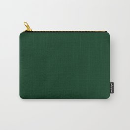 Dark green 2 Carry-All Pouch