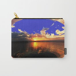 Sunrise Sphere Carry-All Pouch