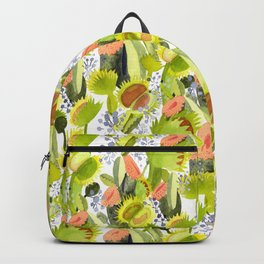 Carnivorous Plants Backpack