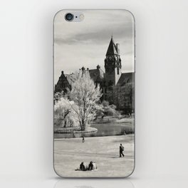 Tolpa's Park iPhone Skin