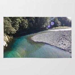 Blue Pools Rug