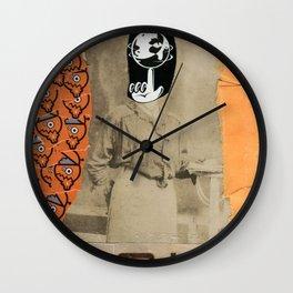 Antivirus Wall Clock