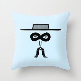 El Bandito Throw Pillow