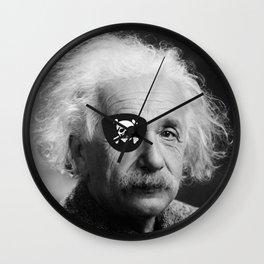 Smart Pirate  Wall Clock