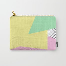 Pastels & Nettings Carry-All Pouch