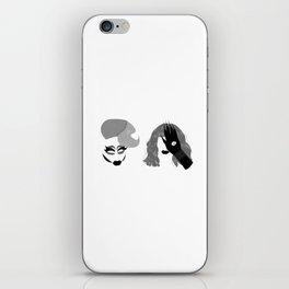 Trixie and Katya iPhone Skin