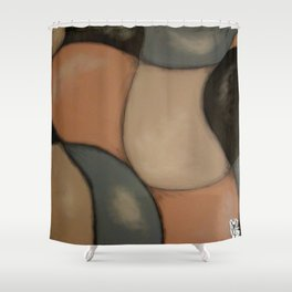 Vailonne Shower Curtain