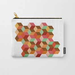 cubes, cubes and more cubes Carry-All Pouch