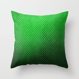 Halloween Wood Elf Scale Mail Armor Costume Throw Pillow