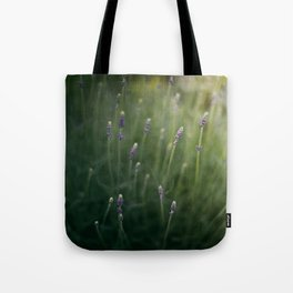 Blooming Lavender Tote Bag