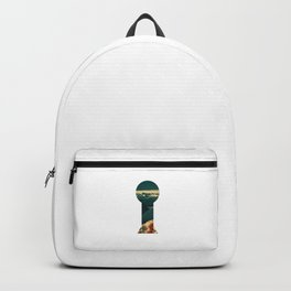 Inward Myself Lake Vaughn Backpack