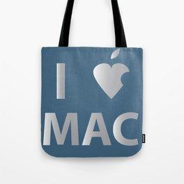 I heart Mac Tote Bag
