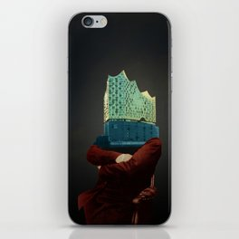 Elphus · Der neue Hamburger iPhone Skin