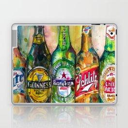 Miller Lite - Guinness- Heineken -Schlitz-Stella Artois Laptop & iPad Skin
