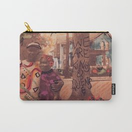 Kings & Queens Carry-All Pouch