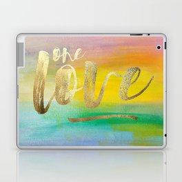 One Love, Ocean Sunrise 2 Laptop & iPad Skin