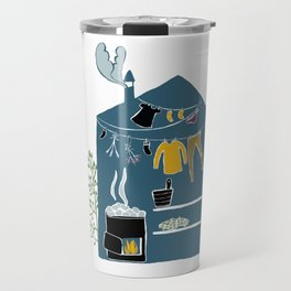 Sauna Travel Mug