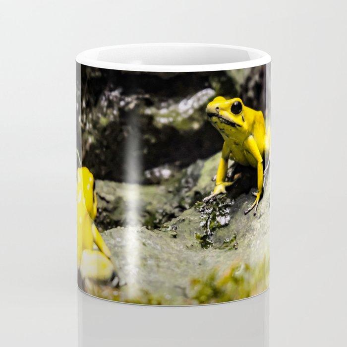 Golden Dart Frog Coffee Mug