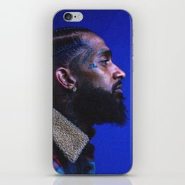 Nipsey Hussle iPhone Skin