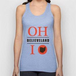 Believeland Unisex Tank Top