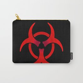 Biohazard - Red Carry-All Pouch