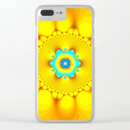 If your favorite color is Orange Clear iPhone Case