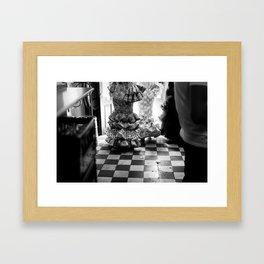 olé Framed Art Print