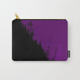 Into The Woods - Dark Forest - Violet Carry-All Pouch