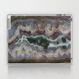 Cady Mountain Banded Agate Laptop & iPad Skin