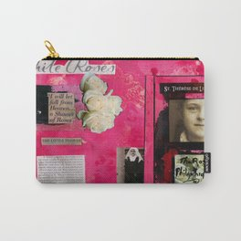 St. Thereses de Lisieux Carry-All Pouch